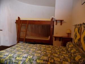 Chambre 2 alcove