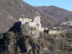 Le Chateau d Usson