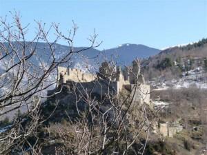 Le chateau d Usson 2