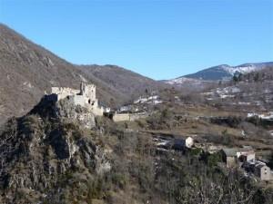 Le chateau d Usson 3