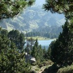 Le lac Laurenti