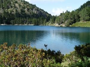 Le lac de Balbonne